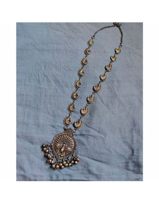 Handcrafted Morni Necklace