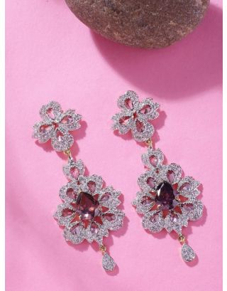 Bloom With Brilliance Earring