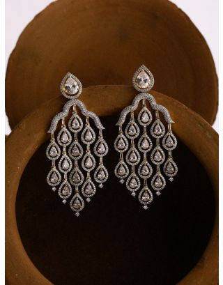 Flamboyant Ornate Earrings