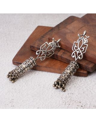 Royal Queen Jhumkis