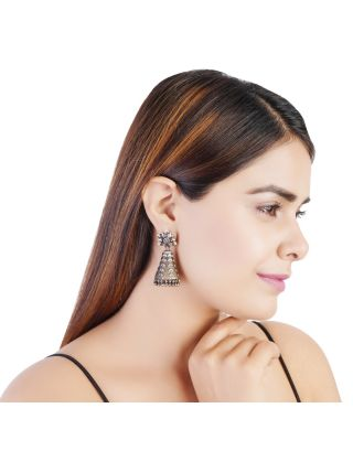 Alluring Dome Jhumkis
