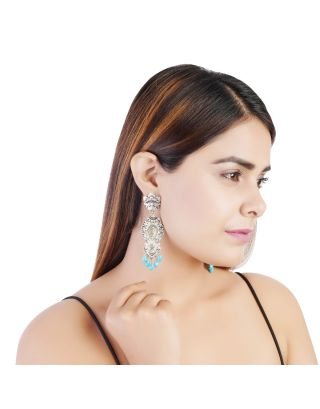 Gorgeous Dangler with delicate floral design