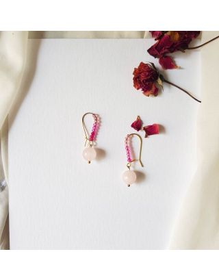 Liliput Pink Earrings