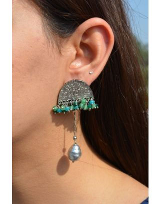Mantra Baroque Earrings