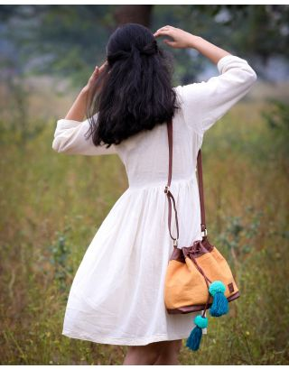 Marigold Bucket Bag