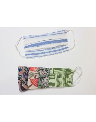 Cotton Fabric Masks Pack of 5