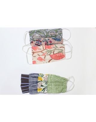 Fabric Masks Pack Of 7
