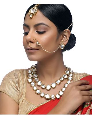 Royal Kundan Bridal Set