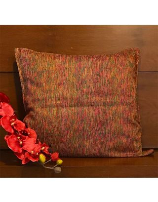 Multi Color Texture Cushion Cover