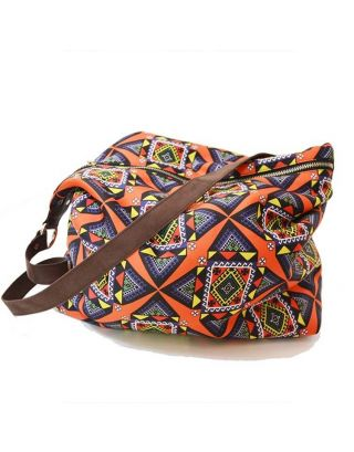 Graphic Jhola Bag