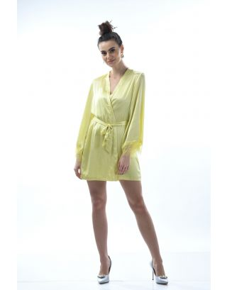 Limon Cordon Robe