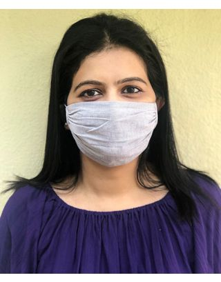 Two Layer Cotton Mask
