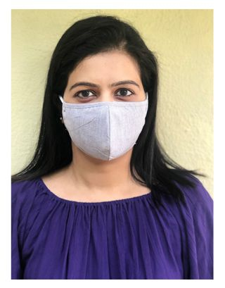 Single Layer Cotton Mask