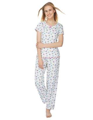 Sweet Swallow Pajama Set