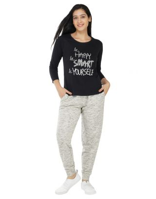 Be happy, smart. be yourself Pajama Set