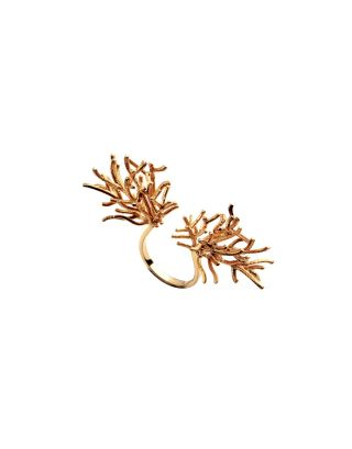 Golden Rooted Ring