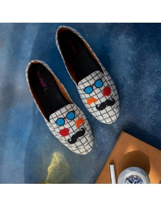 The Thug Patola Loafers