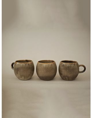 Sandstone Coffee Mugs (Set of 2)