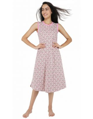 Floral Vine Night Dress