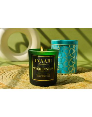 WILDERNESS | Musk Scented Candle