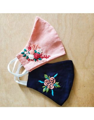 Fabric Masks( Set of 2)