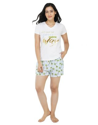 Sundowner Shorts Set
